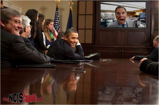 Everybody Loves Dinozzo! — Obama-DiNozzo.jpg