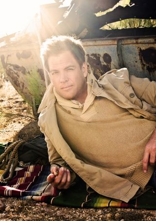 Michael Weatherly: Day 22: At the end of CBS Star Training, I have a 2-hour review with Deepak Chopra and Oprah. Than I am release in to the wild, under contract, with the glow of a CBS TV Star.