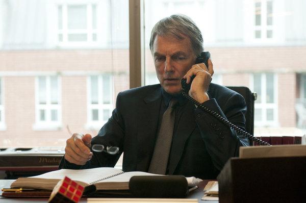 Mark Harmon as Lucas Davenport