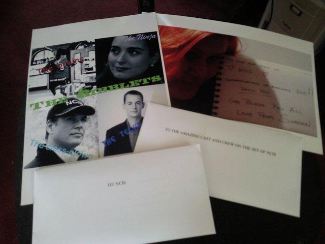 NCIS 200th Episode Fan Project Images