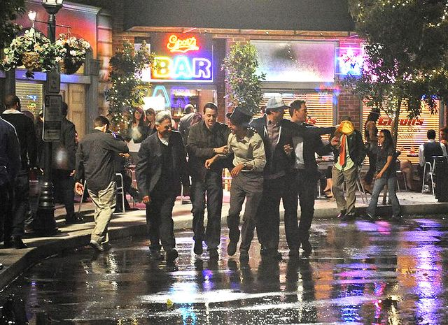 NCIS — ALCOHOL IS FUN! — NCIS Cast Gets 'Drunk' VIDEO