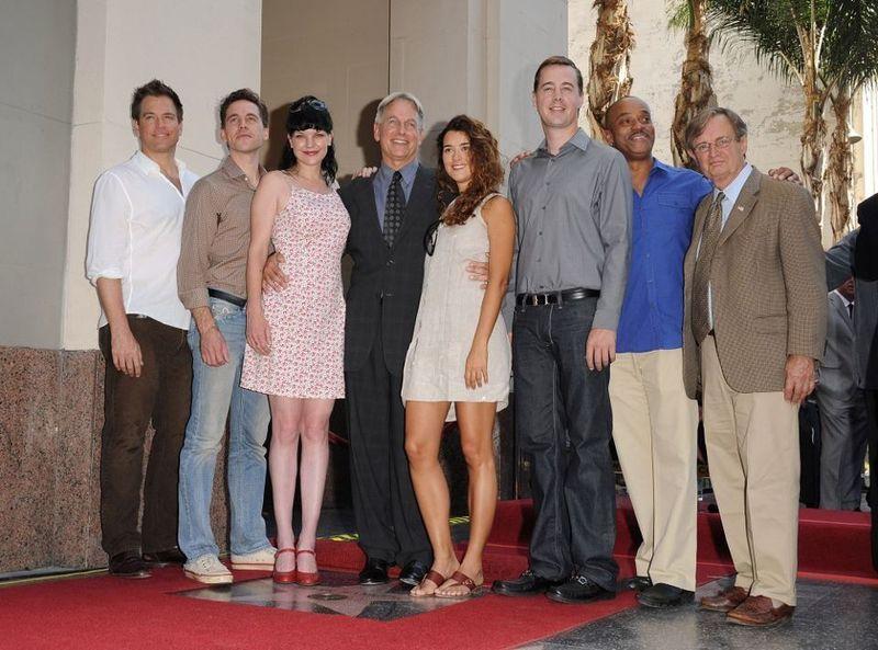 MARK HARMON - Hollywood Walk Of Fame — Oct 1, 2012