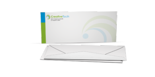 July Monthly Special: 10% OFF COLOR #10 ENVELOPES!