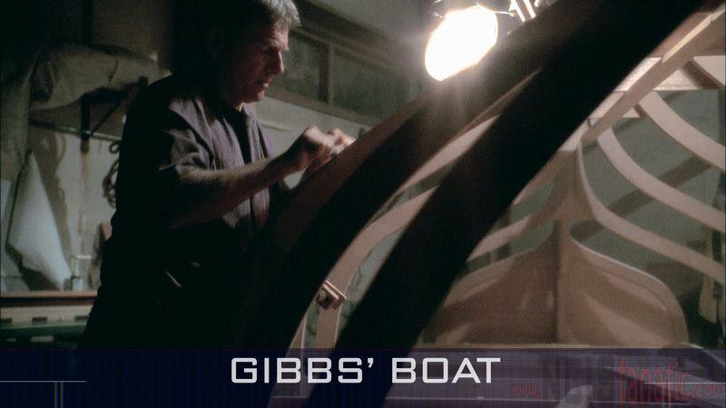 20 Gibbs' Boat