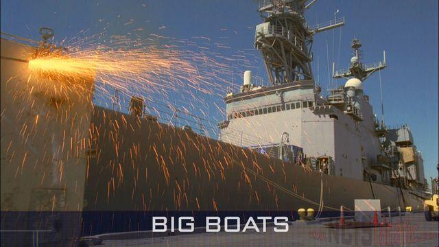 21 Big Boats