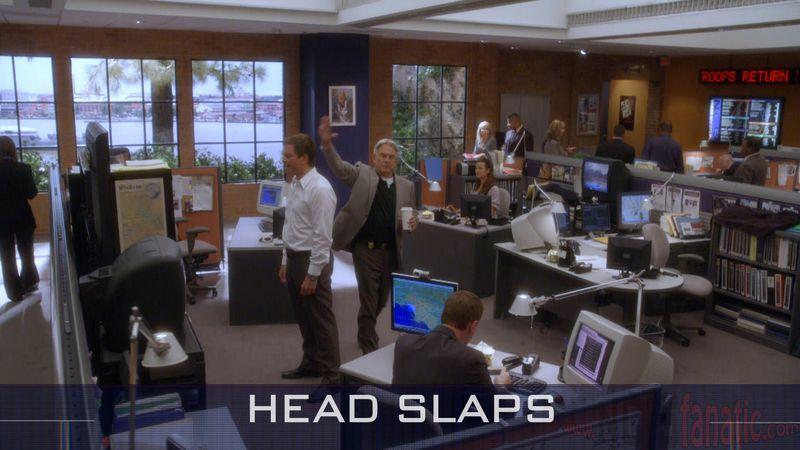 08 Head Slaps