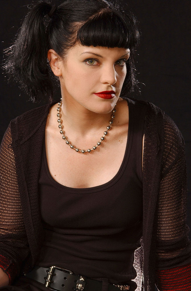 Pauley Perrette (Abby Sciuto on NCIS)