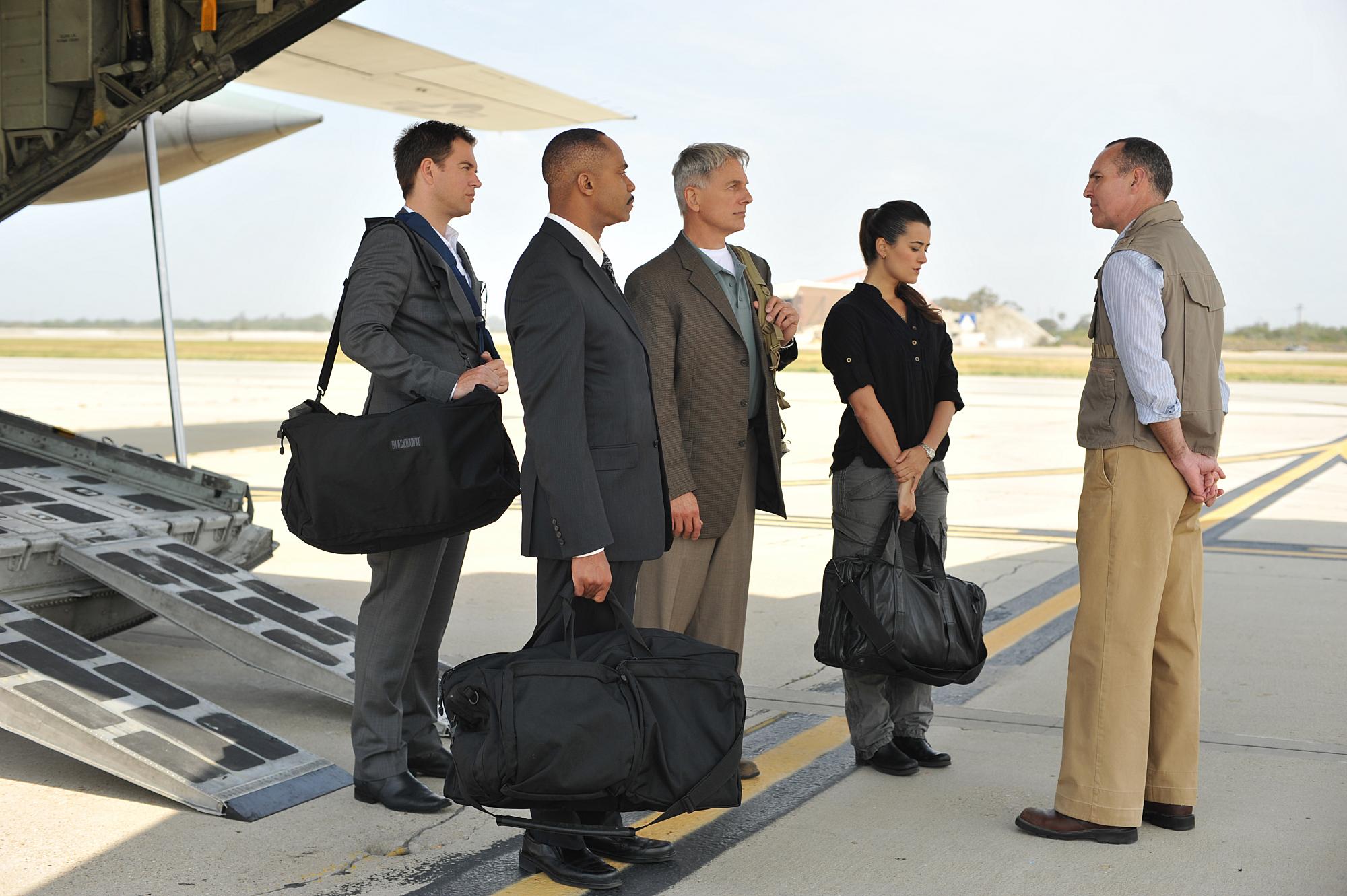 NCIS - Season Six Finale — 'Aliyah'