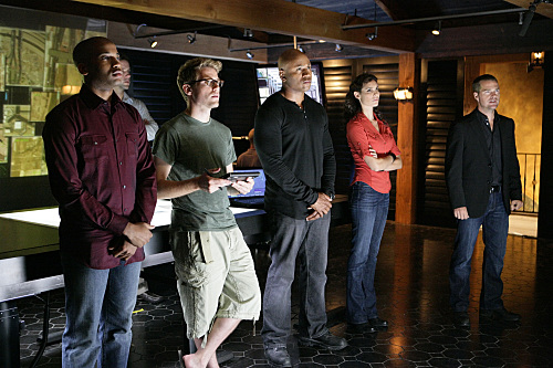 NCIS: Los Angeles Cast Photo