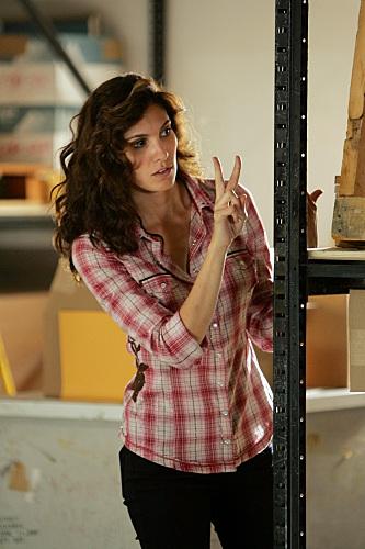 NCIS Los Angeles Cast Daniela Ruah Eye
