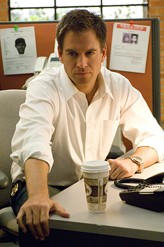 Michael Weatherly — Anthony DiNozzo on NCIS