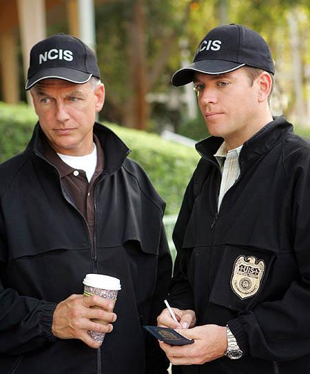 Leroy Jethro Gibbs and Anthony Dinozzo, NCIS