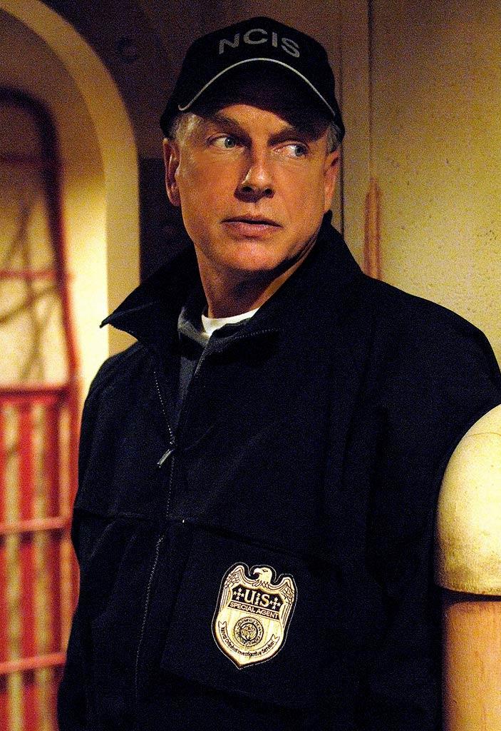 Leroy Jethro Gibbs (Mark Harmon)