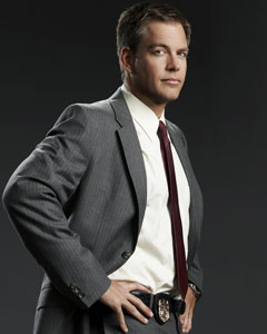 Michael Weatherly (Special Agent Anthony Dinozzo on NCIS)