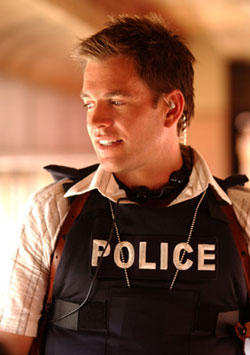 Anthony DiNozzo (Michael Weatherly)