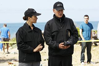 "Ziva and Gibbs in ""Patriot Down,"" the May 18, 2010 episode of NCIS. How will the seventh season come to a close?"