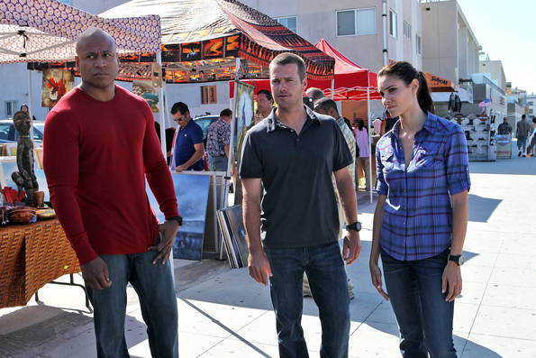 The NCIS: Los Angeles team is back with all new cases this fall premiering Tuesday, September 21, 9/8c on CBS.