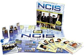 NCIS The Board Game from Pressman Toy Corporation