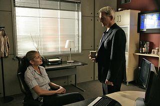 NCIS: Gibbs with Agent Lara Macy
