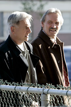 NCIS: Gibbs with Mike Franks