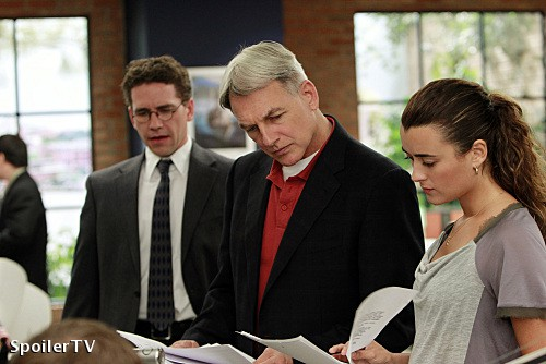 "NCIS Episode 8x02 ""Worst Nightmare"" Photos - Airs Sep 28th"