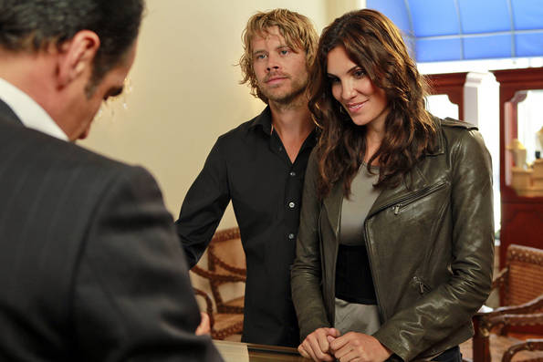 NCIS: Los Angeles - 'The Job' Preview — Airs: 3/29/11
