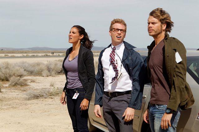 NCIS: Los Angeles - 'Rocket Man' Preview — Airs: 4/12/11