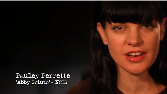 Imagine No Malaria PSA #1: Pauley Perrette / NCIS (:30)