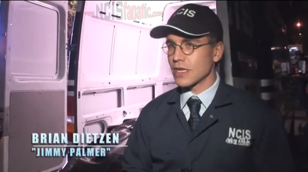 "NCIS: Brian Dietzen (Jimmy Palmer) — 8x23 ""Swan Song"" Behind the Scenes"