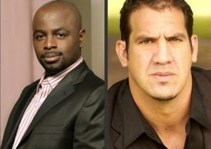 NCIS: Alimi Ballard (Levin) and Matthew Willig (Cade)