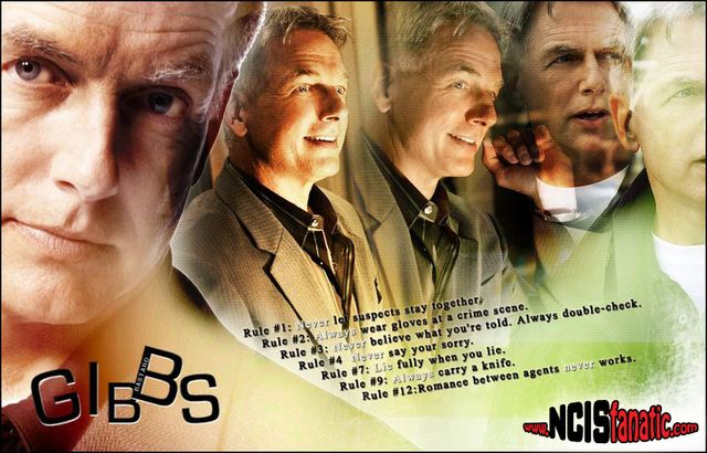 NCIS — Gibbs' Rules Through Season 7 — NCISRuless Video