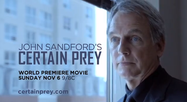 "USA Network Presents ""Certain Prey"" Starring Mark Harmon — Sunday November 6th at 9pm"