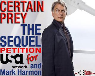 Mark Harmon Certain Prey