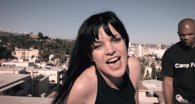 "DMC — ""Attention Please"" Featuring NCIS' Pauley Perrette"