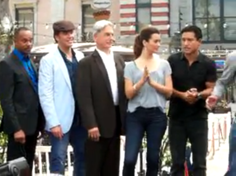 NCIS Extra Event Spoilers: Fan Video From Taping of Extra