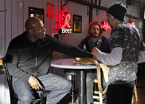 NCIS: Los Angeles - 'Imposters' Preview — Airs: 5/10/11