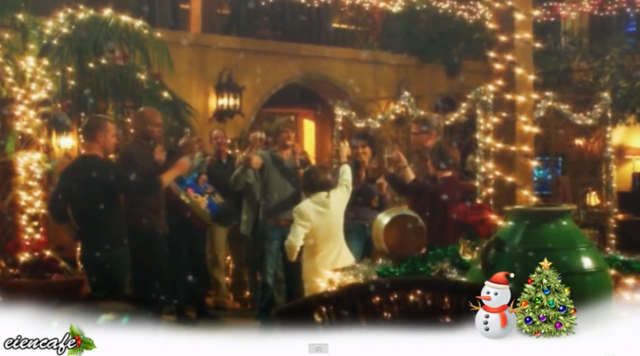 NCIS: Los Angeles - Shake Up Christmas — Fan Video from eiencafe-Up-Christmas