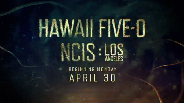 Hawaii Five-0 / NCIS: LA Crossover - Extended Promo (HD)