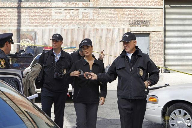 "NCIS — 9x19 ""THE GOOD SON"" Photos — Airs 3/27/12"