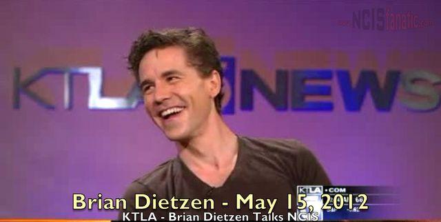 KTLA: Brian Dietzen (Jimmy Palmer) Talks NCIS Season Finale