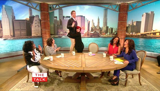 THE TALK: Michael Weatherly & NCIS Season Finale 5/15/12