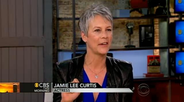 CBS This Morning: Jamie Lee Curtis talks about NCIS & Gibbs