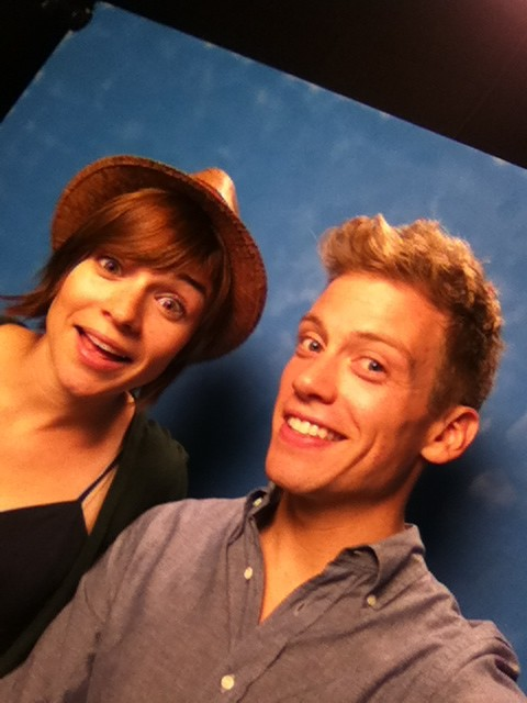 Chat with Barrett Foa and Renée Felice Smith - NCIS: Los Angeles (CBS) — Photo: Barrett Foa @BarrettFoa