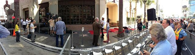 MARK HARMON - Hollywood Walk Of Fame - @ChrisWaild Photo
