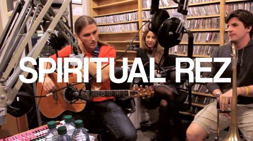 Featuring Spiritual Rez, Agapoula Mou - Acoustic