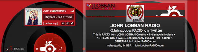 www.JohnLobbanRADIO.com — www.JohnLobbanRADIO.net