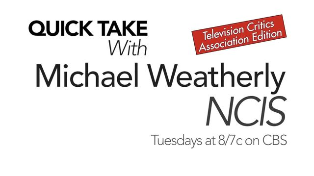 Join NCIS star Michael Weatherly on his photo shoot for TV Guide Magazine!