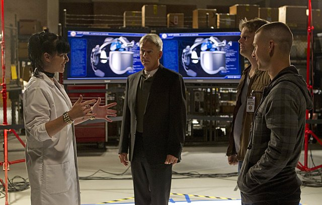 "NCIS Season 10 — Episode 10x07 ""SHELL SHOCK PART 2"""