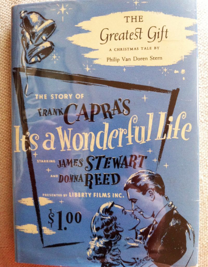 1st Edition It's A Wonderful Life Short Story