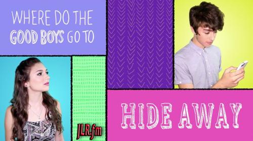 "On JLR.fm - Daya ""Hide Away"" (Official Lyric Video)"